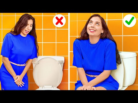 21 BRILLIANT TOILET HACKS WILL SAVE YOUR DAY