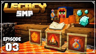 Legacy SMP - 03 - THE SMALL BEE & HONEY SHOP!