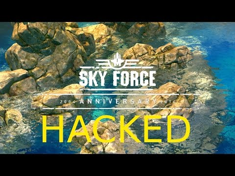 sky force android unlimited stars