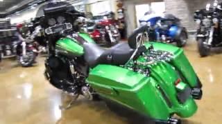 8. 2011 Harley-Davidson SCREAMIN EAGLE STREET GLIDE CVO FLHXSE2
