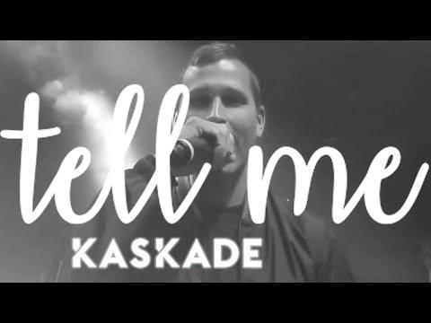 Kaskade | Tell Me Lyric Video ft. Late Night Alumni | Redux EP 002