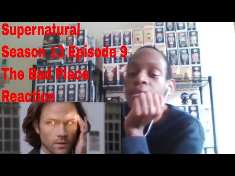 Supernatural Season 13 Episode 9 The Bad Place Reaction