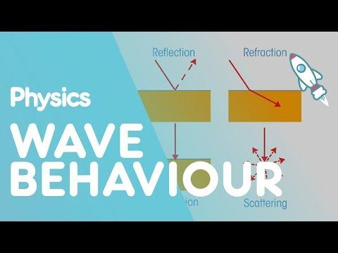 Wave Behaviour | Waves | Physics | FuseSchool