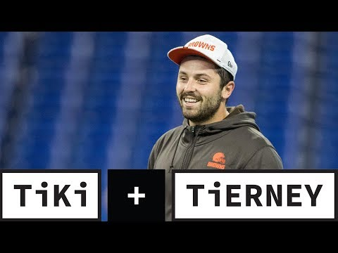 Video: Baker Mayfield Crossed The Line With Daniel Jones Comments   Tiki + Tierney