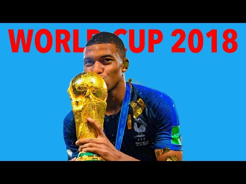 2018 World Cup In Russia Montage - The Best Goals & Moments | Time Of Our Lives