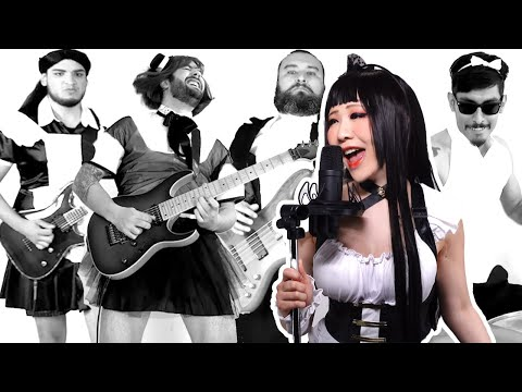 Band-maid - Thrill | Cover by Dicodec and Vivid Vision