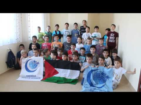 """Mücahid Öğrencilerden """"Hayat iman ve Cihad' Ezgisi"""
