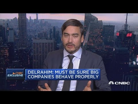 Columbia Law School's Tim Wu says big tech companies stifle innovation in US