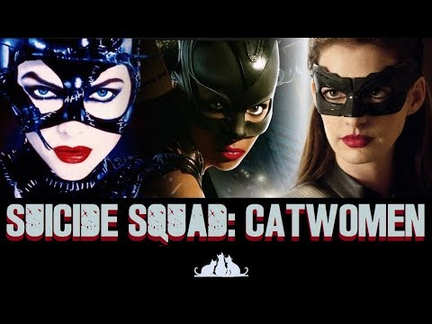 The Suicide Squad: Catwomen Trailer (Halle Berry, Anne Hathaway, Michelle Pfeiffer)