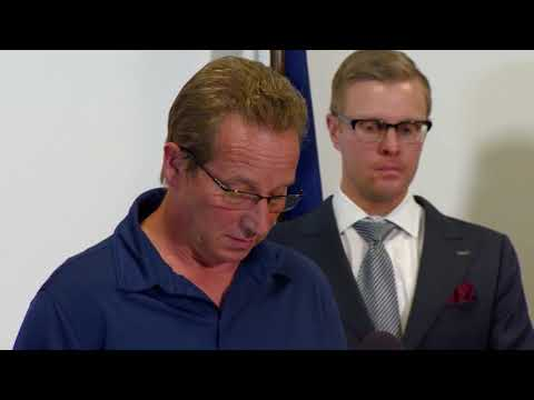 RAW: Father of Shanann Watts thanks community for their prayers (видео)