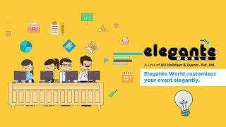 Elegante World- Customise your event elegantly