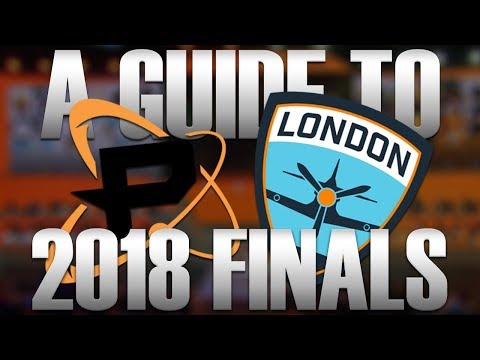 A Casual's Guide to the 2018 OWL Finals (видео)
