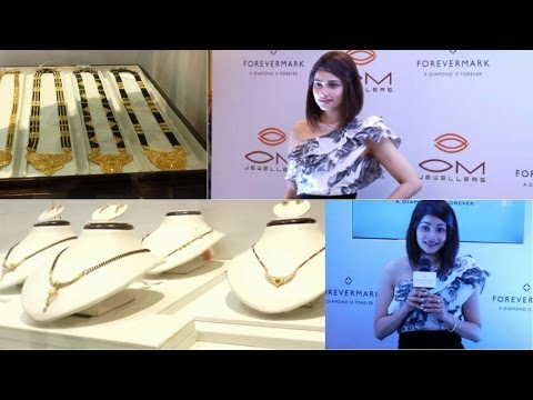 Launch Of Forevermark Jewellery Collection By Prachi Desai