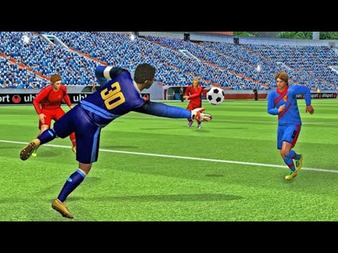 Real Football 2011 Lite Android 150 MB Offline Great Graphics