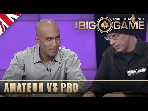 The Big Game S2 ♠️ E17 ♠️ Loose Cannon vs Bill Perkins and Phil Laak ♠️ PokerStars UK