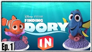 Nonton WE HAVE TO SAVE THE MARINE LIFE INSTITUTE! - Finding Dory Play Set Let's Play - Ep. 1 Film Subtitle Indonesia Streaming Movie Download