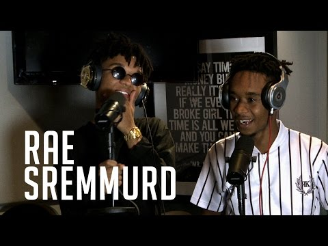 freestyle - Rae Sremmurd takes on Ebro, brings alot of energy and spit some hot fire.