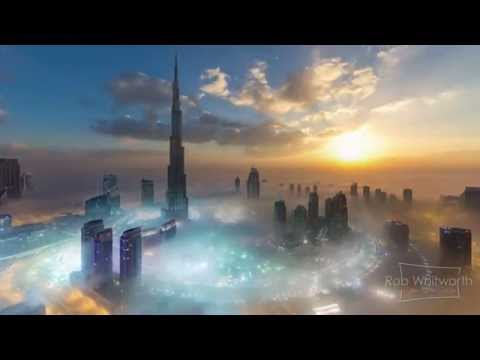 bello da restare senza fiato - dubai flow motion in 4k
