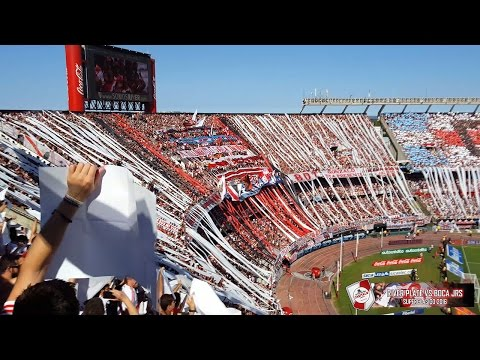 PREVIA + FIESTA / River Plate vs Boca Jrs / Superclasico 2016 - Los Borrachos del Tablón - River Plate