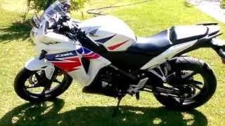 6. 2013 Honda CBR250r First Look