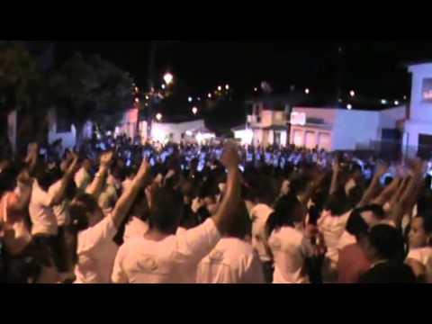 Marcha Para Cristo, em Itamari-Ba