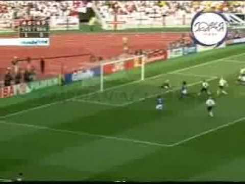BRASIL VS INGLATERRA COREA JAPON 2002 CUARTOS DE FINAL