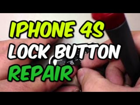 iPhone 4S Power Button, Proximity Sensor Replacement