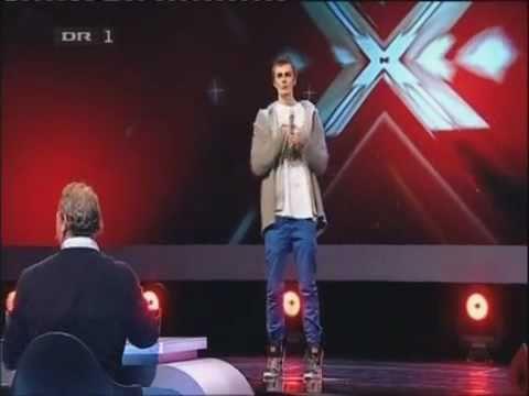 Sjove Franz fra X Factor 2011
