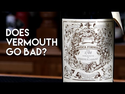 Does Vermouth Go Bad? / Expiration & Shelf Life / The More You Know