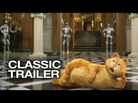 Garfield: A Tail Of Two Kitties (2006) Official Trailer # 1 - Breckin Meyer HD