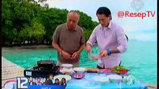 Video Pak Bondan & Chef Juna Makan Makan di Ambon Part 3 MP3, 3GP, MP4, WEBM, AVI, FLV Maret 2019