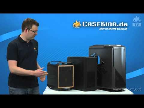 Computer PC Gehäuse Beratung - Caseking TV