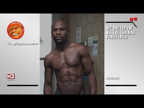 Floyd Mayweather ready for Manny Pacquiao | Waiting for official announcement on rematch