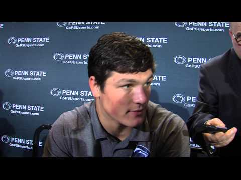 Christian Hackenberg Interview 9/15/2013 video.