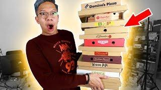 Video KITA BELI SEMUA PIZZA DI BALI!! MP3, 3GP, MP4, WEBM, AVI, FLV Maret 2019