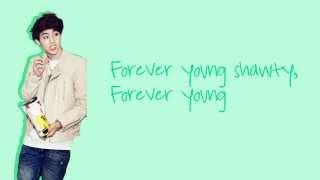 GOT7 - Forever Young (Color Coded HAN/ROM/ENG Lyrics)