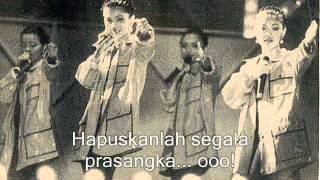 Tetap Bersama - Feminin (with lyric)