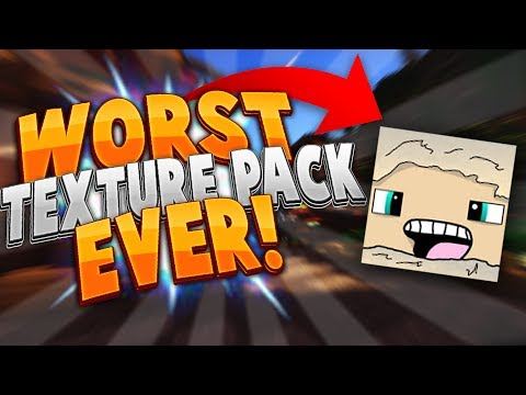 THE MOST ANNOYING TEXTURE PACK EVER CREATED!!!