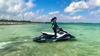 10. Key Largo Jetski Ride Yamaha ex sport