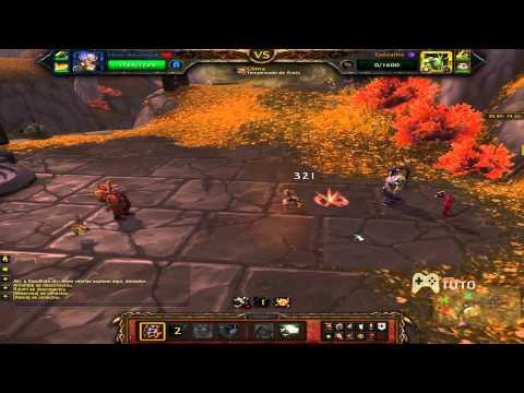 Como Evoluir seu Mascote em 4 Batalhas - Parte 1/4 - World Of Warcraft - MOP