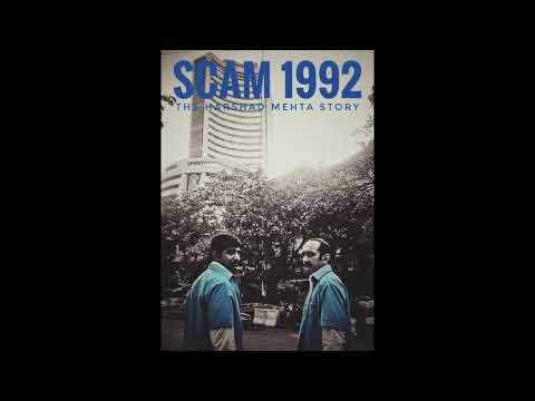 Scam 1992 Theme (Official) - Achint