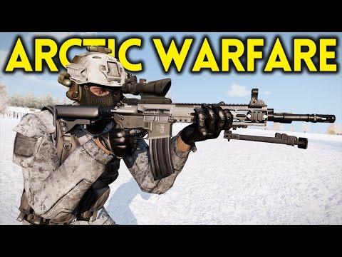 ARMA 3 DayZ Edict - Part 6 - ARCTIC WARFARE (видео)