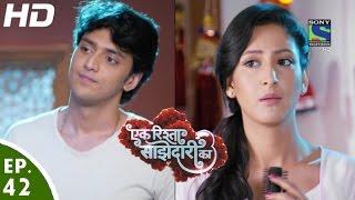 Ek Rishta Saajhedari Ka - एक रिश्ता साझेदारी का - Episode 42 - 4th October, 2016