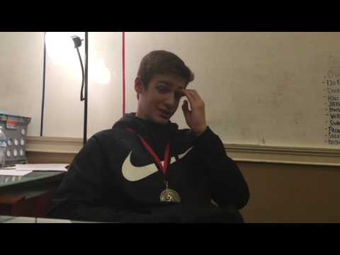 Coosa Valley News Person of the Week - Ridge Holcomb