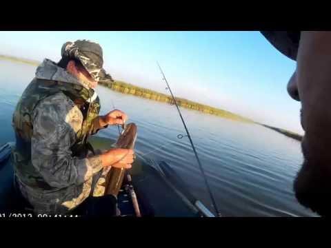видео рыбалка в карагандинской обл