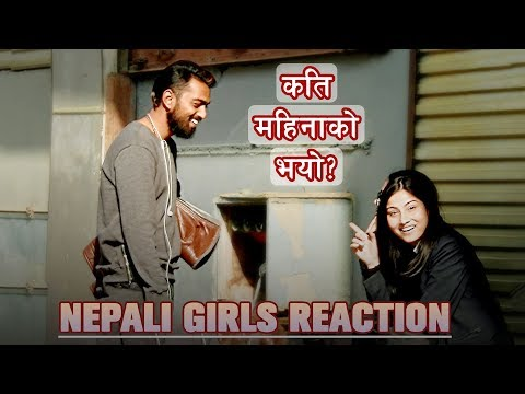 (Kati Mahina Ko Vayo ?? // Nepali Girls Reaction - Duration: 12 minutes.)