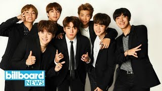 """Subscribe for The Latest Hot 100 Charts & ALL Music News! ►► https://bitly.com/BillboardSubBillboard News: New Channel, Same Awesome ►► http://bit.ly/DailyMusicNewsK-pop boy band of the moment BTS revealed Wednesday (July 5) that they're looking toward the future with a new brand identity: """"Beyond the Scene.""""Visit our website for the latest charts and all things music: https://www.billboard.com/Like us on Facebook: https://www.facebook.com/BillboardFollow us on Twitter: https://twitter.com/billboard Follow us on Instagram: https://www.instagram.com/billboard/"""