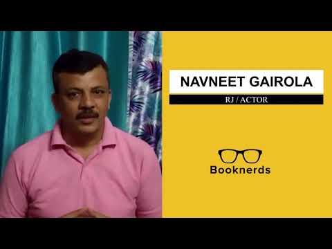 Testimonial Navneet Gairola RJ Actor