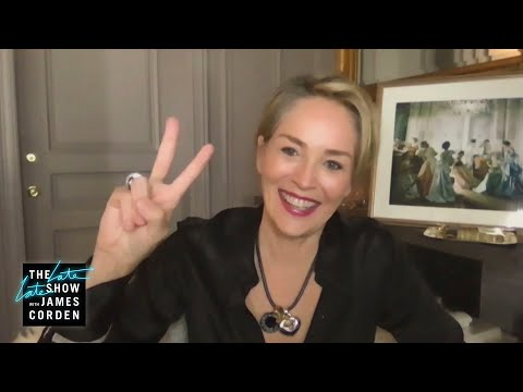 Sharon Stone Is Un-Banned from a Dating App