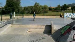 Manosque France  City pictures : Skatepark France Manosque Victor 7 ans